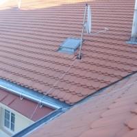 Krakovská 15, Praha 1 – oprava střechy