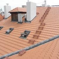 Melantrichova 20, Praha 1 – oprava střechy